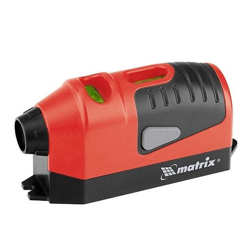 Nível Laser 10 Metros Com Prumo E Marcação 2 Bolhas Mtx