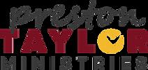 Preston Taylor Ministries_logo_final-01