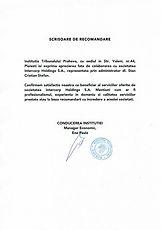 Intercorp Holdings recomandare Instituti