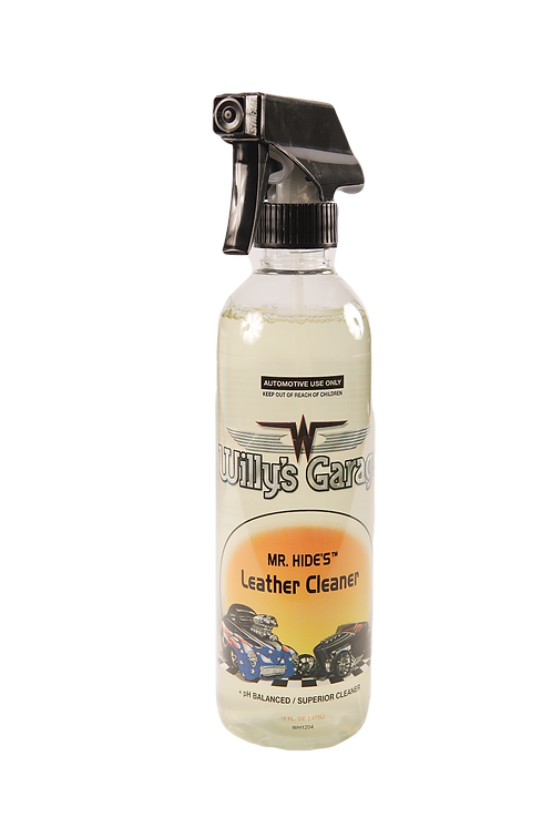 Mr Hide's Leather Cleaner 473ml