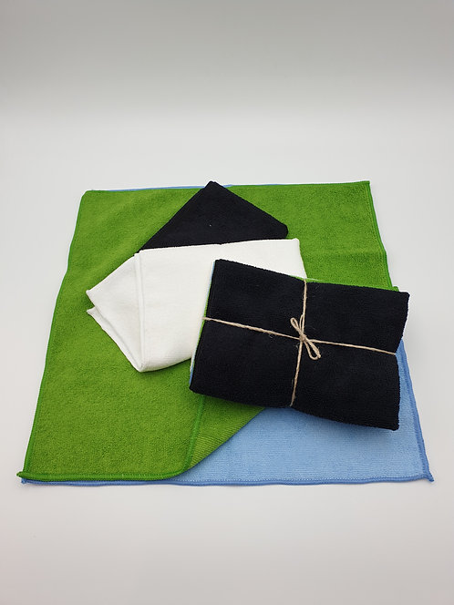 4 pk Premium Microfibre Cleaning Cloth