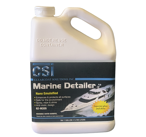 Marine Detailer Gallon