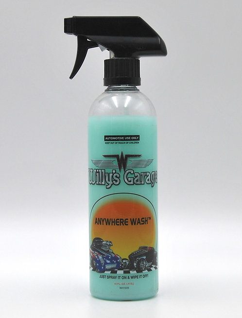 Anywhere Wash 473ml