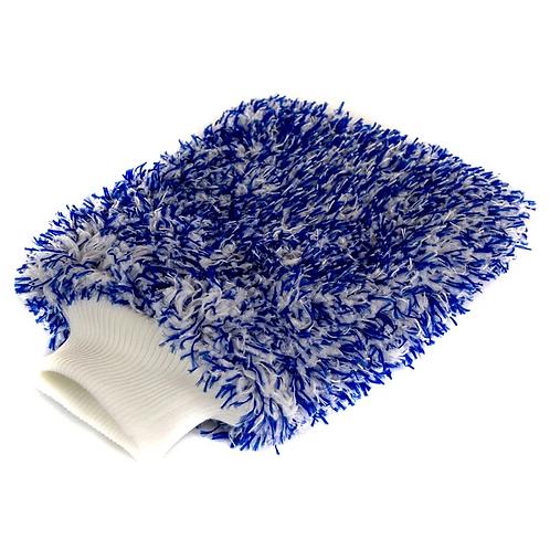 Wash Mit Blue Microfibre