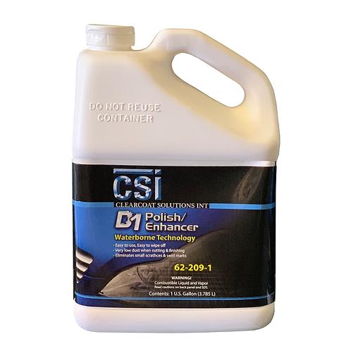 CSI D1 Polish Enhancer 3.78Ltr