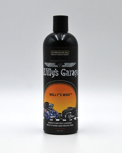 Willy's Wax 473ml