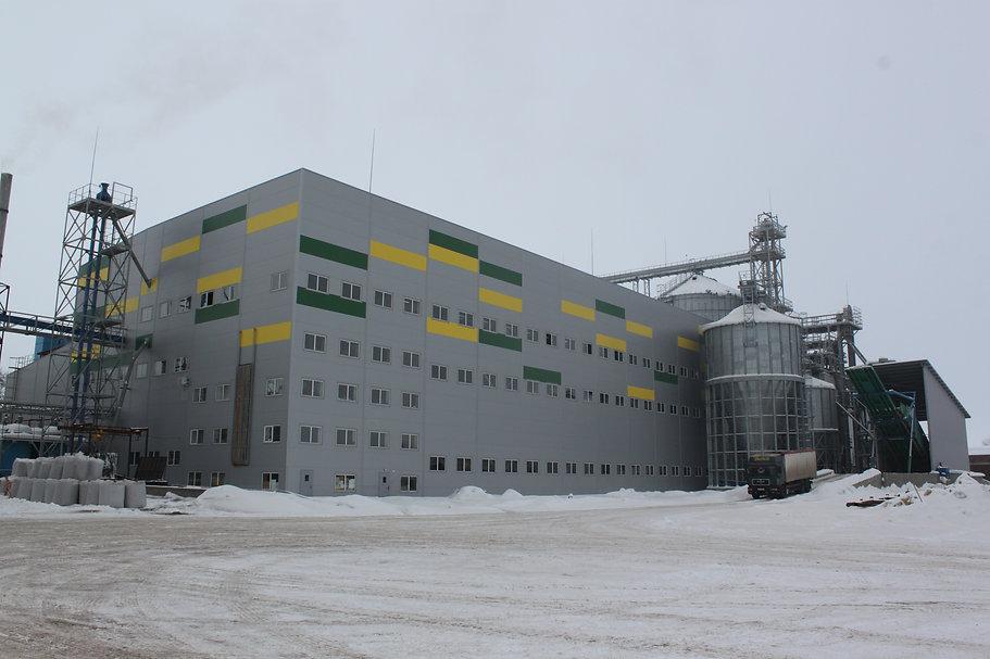Масло-экстракционный завод Новая Водолаг
