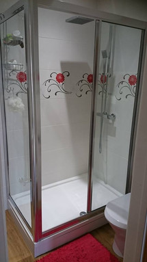 neil harris plumbing and heating shower.