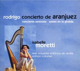 Concierto de Aranjuez (version for harp)