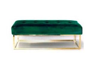 Ottoman - Green Velvet.jpg