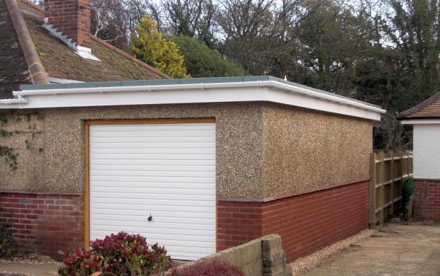 Newbuild garage