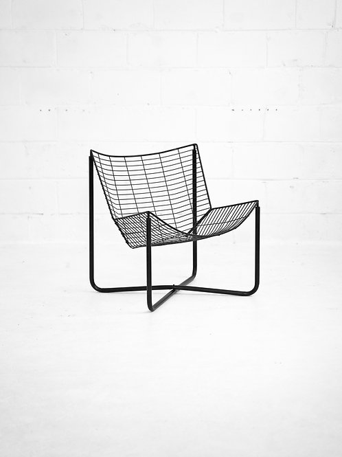 Jarpen Wire Lounge Chair by Niels Gammelgaard for IKEA