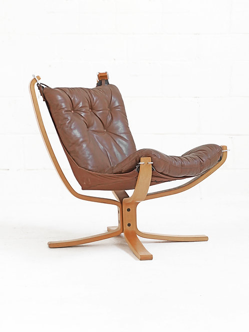 Falcon Lounge Chair by Sigurd Resell for Vatne Møbler