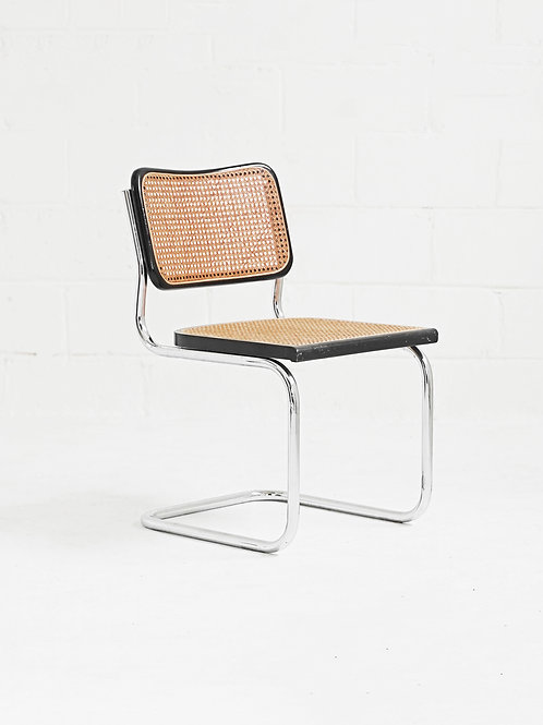 Vintage Cesca Chair in the style of Marcel Breuer