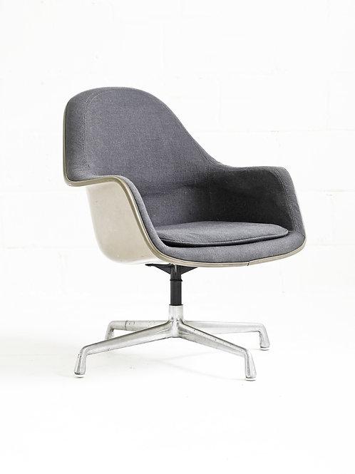 Eames EA178 Loose Cushion Arm Chair for Herman Miller