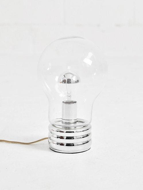 Light Bulb Table Lamp in the style of Ingo Maurer