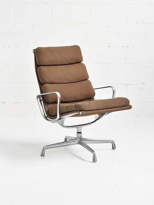 Eames Soft Pad Lounge Chair by Charles and Ray Eames for Herman Miller