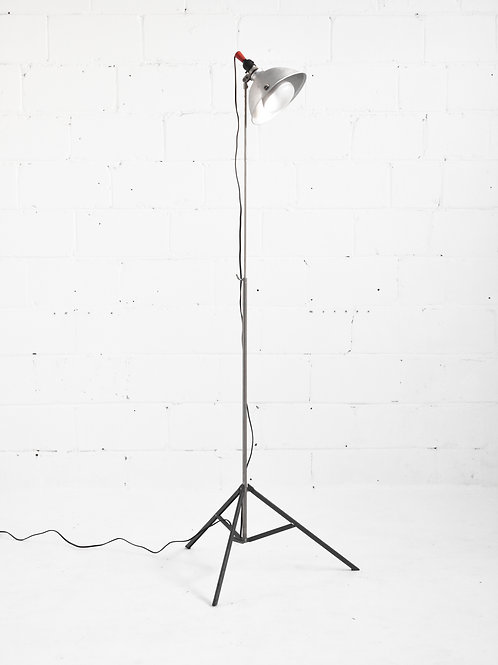 Industrial Floor Lamp for Harwood Chicago