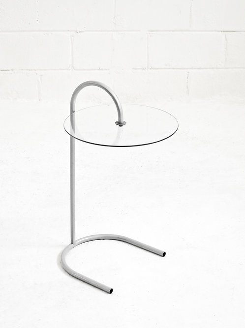 Vintage Ry Table in Silver for IKEA