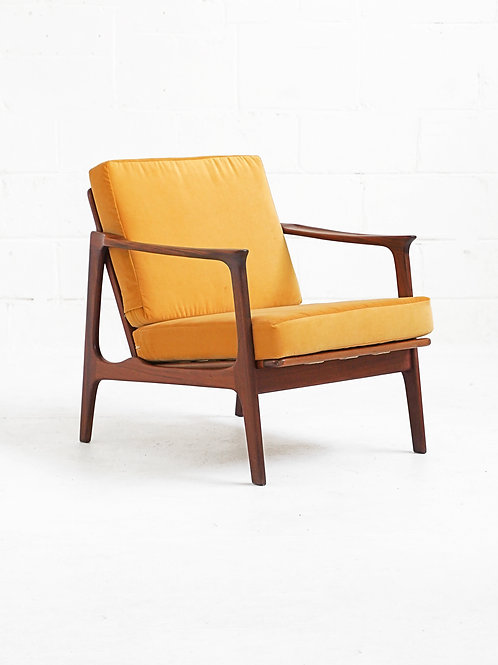 Teak Lounge Chair for R. Huber Co.