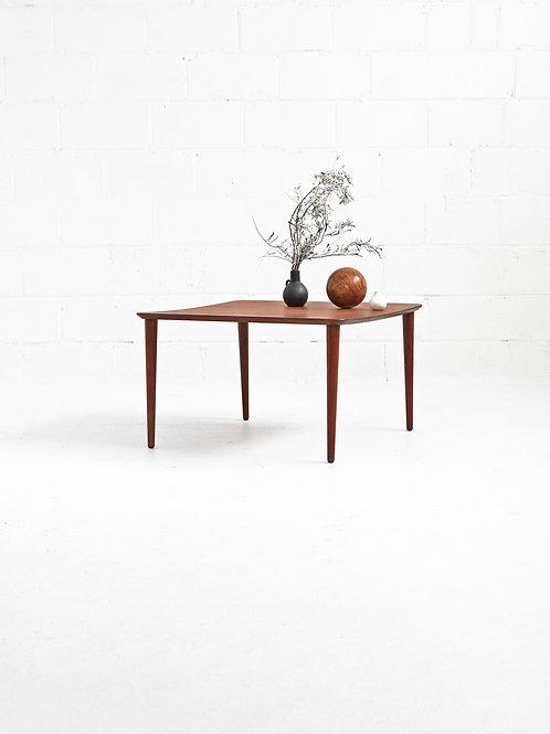 Teak Coffee Table by Peter Hvidt & Orla Mølgaard-Nielsen for France & Søn