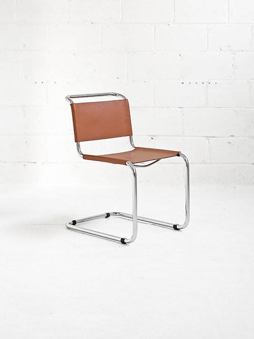 S33 Chair by Mart Stam for Thonet Replica