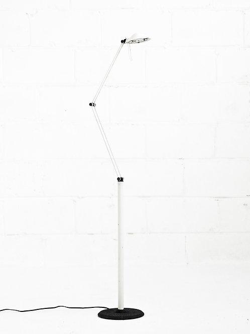 Pianino Floor Lamp in White by P. Röing for Artium + IKEA