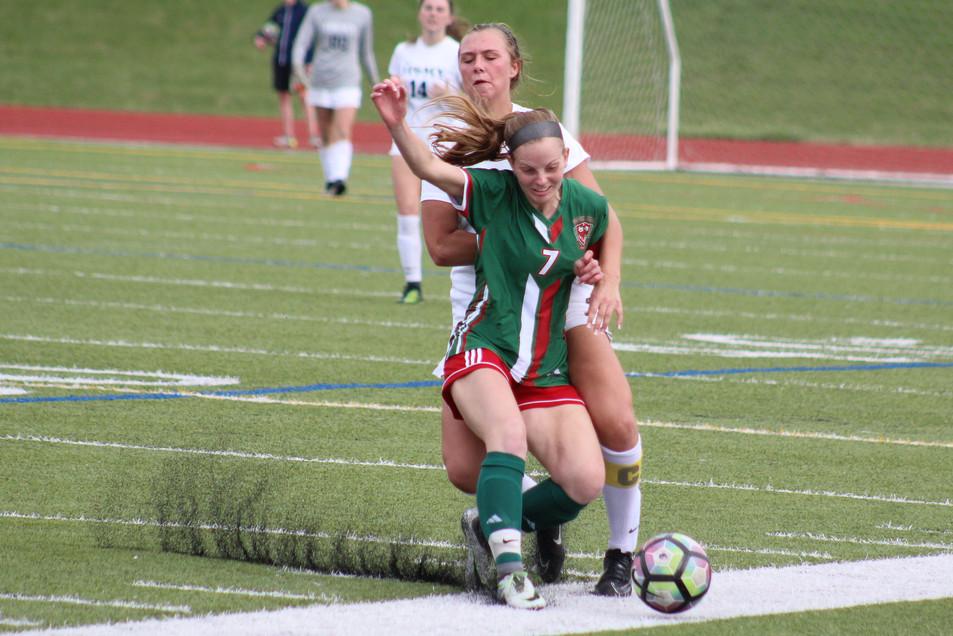 Girls Soccer vs. Arapahoe
