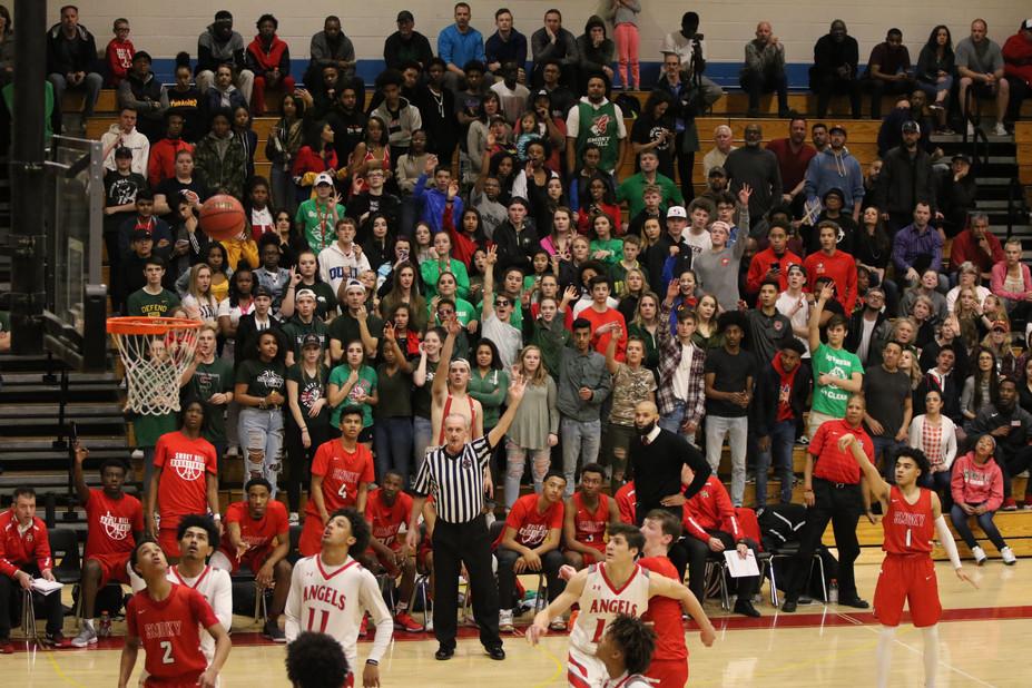 Boys Basketball vs. Denver East - Sweet 16 Game