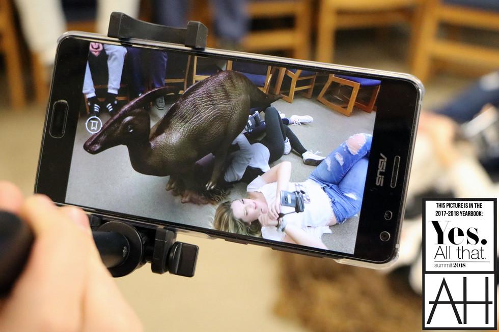 Virtual Reality Lesson