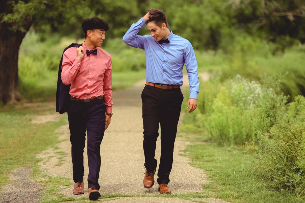 Nolan L. & Pablo S.