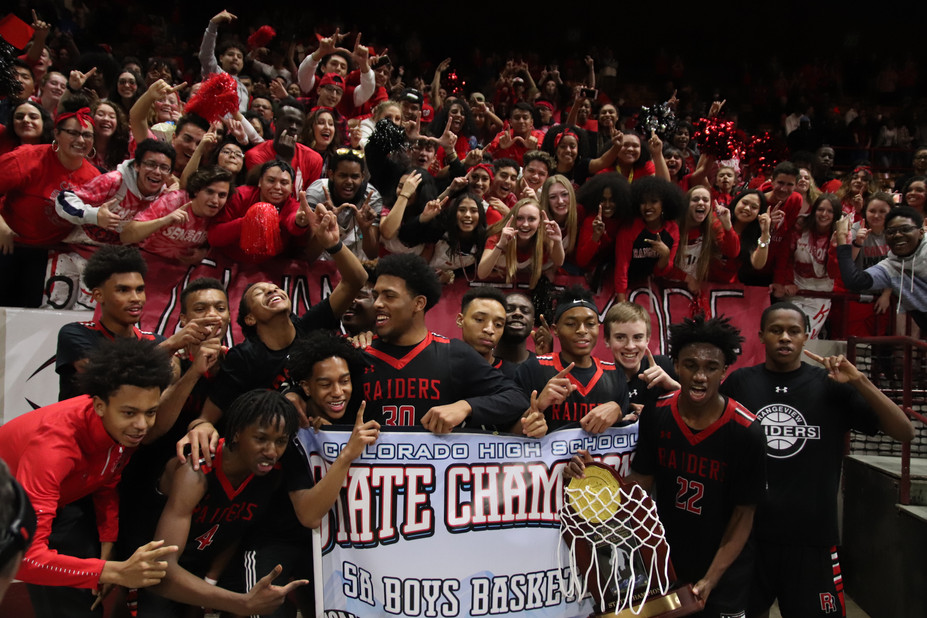 Rangeview vs. Chaparral - CHSAA 5A Basketball Championship