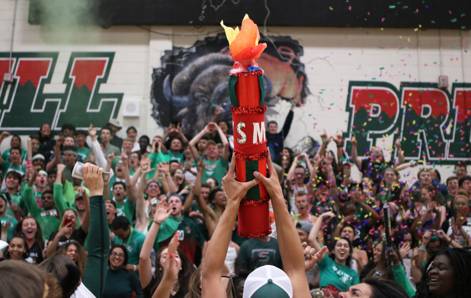 Homecoming Pep Assembly