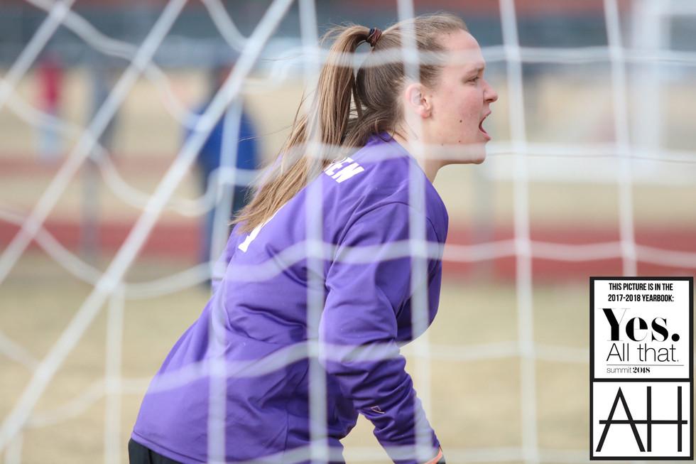 Girls Soccer vs. Mullen