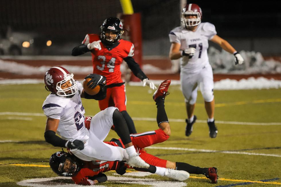 Cherokee Trail vs. Eaglecrest Football - Senior Game