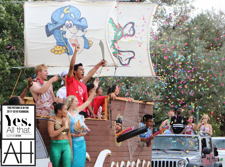 Homeocming Parade