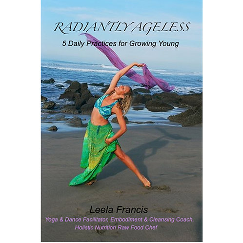 Radiantly Ageless E-Book