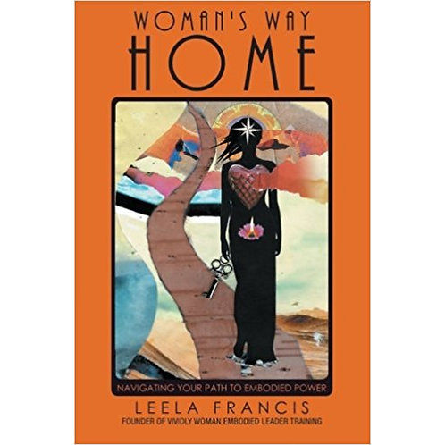 Woman's Way Home Book Hardback or Paperback