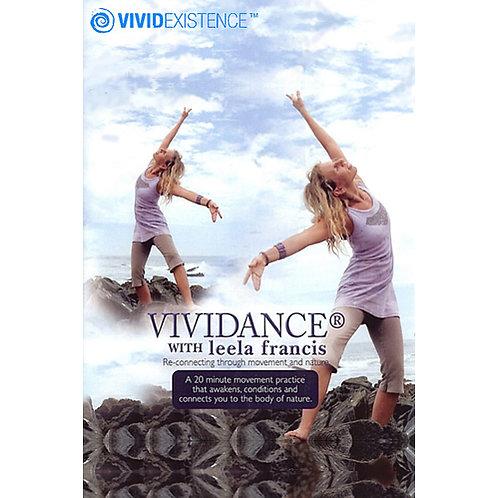 Vividance; with Leela Francis DVD