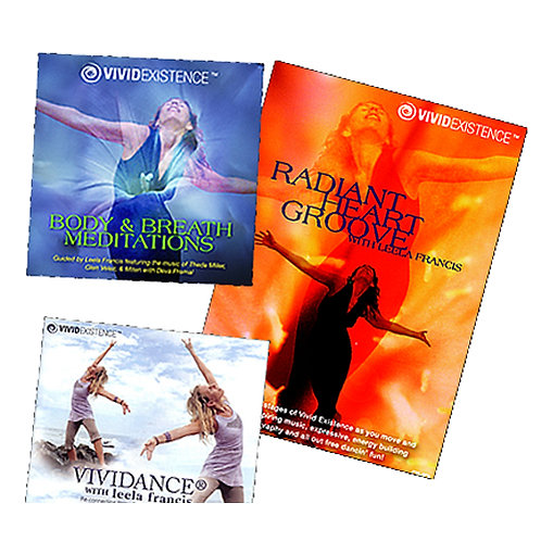 Buy All Three DVD, DVD+CD Set, CD