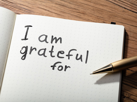 Gratitude - A Superfood for our Mind