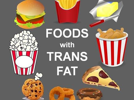 A History of Trans Fats