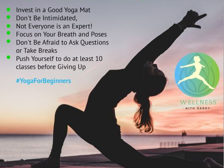 Tips for a Beginner Yogi