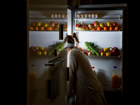 The Mechanics of Night Time Eating