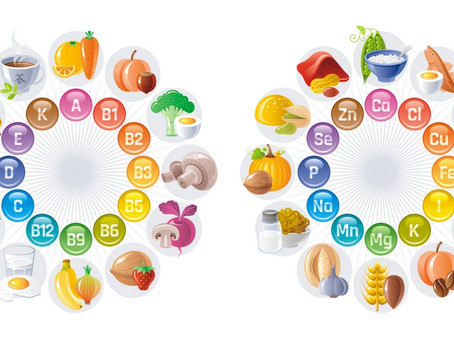 The link between mental health and vitamins