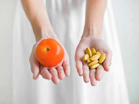 Eating Nutrients vs. Eating Healthily