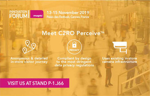 C2RO EVENTS | C2RO exhibiting at MAPIC Innovation Forum in Cannes, Nov 13-15, 2019