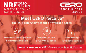 C2RO EVENTS | C2RO is Exhibiting at NRF 2020