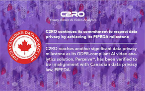C2RO NEWS | PIPEDA Certification Announcement