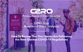 C2RO BLOG   How to ensure that your stores are following the new Quebec COVID-19 regulations